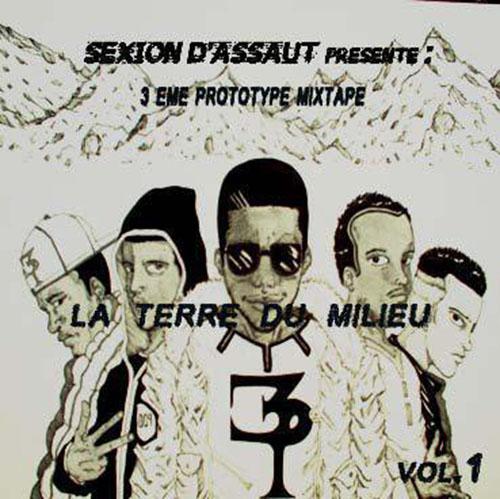 2006 – La Terre Du Milieu (Mixtape)