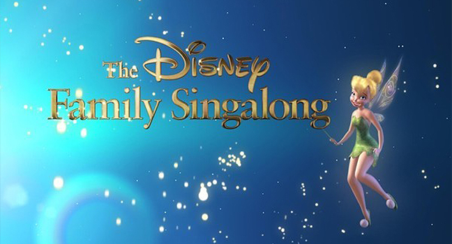"News | Δείτε τις εμφανίσεις στο ""The Disney Family Singalong"""