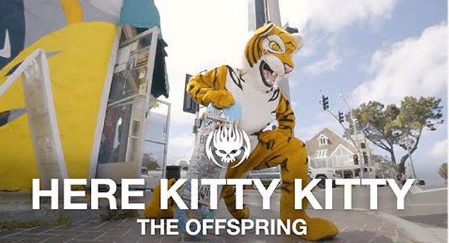 Νέο Cover & Music Video | The Offspring – Here Kitty Kitty