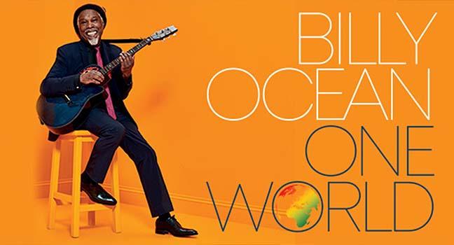 Νέο Τραγούδι | Billy Ocean – All Over The World