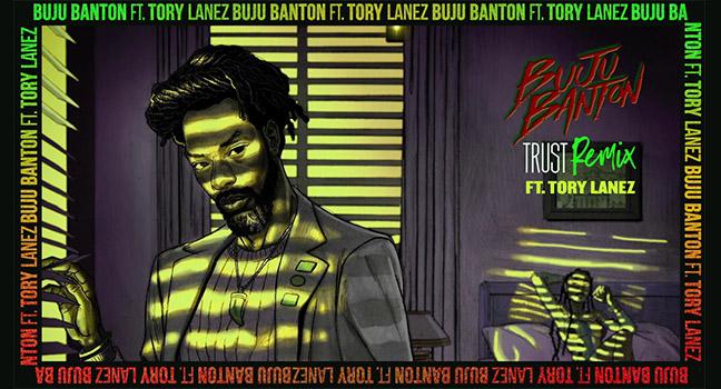 Νέο Remix/Συνεργασία | Buju Banton Feat. Tory Lanez – Trust (Remix)