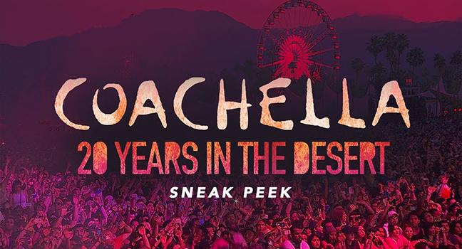 "News   Το διθυραμβικό Trailer για το ντοκιμαντέρ ""Coachella: 20 Years In The Desert"" είναι εδώ με μοναδικές εμφανίσεις"
