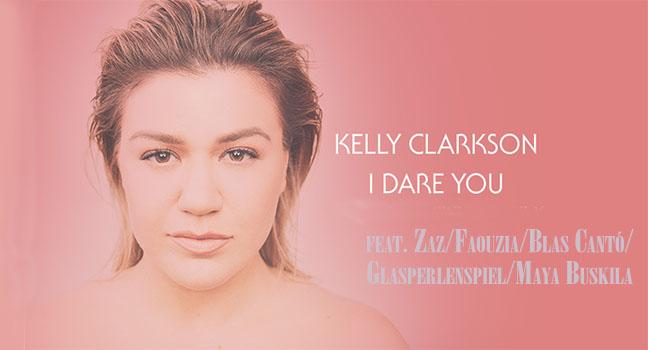 Νέο EP | Kelly Clarkson – I Dare You (Multi-Language Duets)