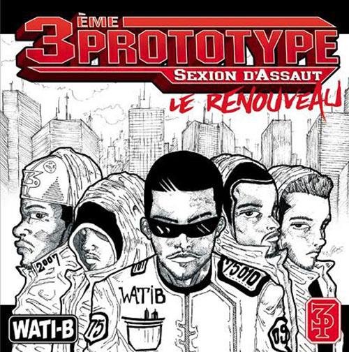 2008 – Le Renouveau (Mixtape)
