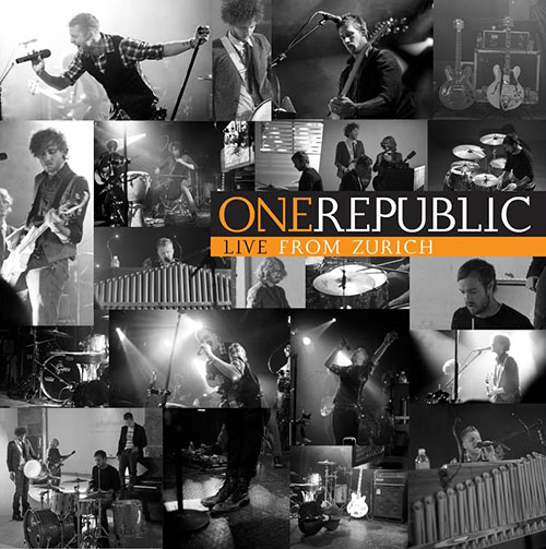 2010 – Live from Zurich (E.P.)
