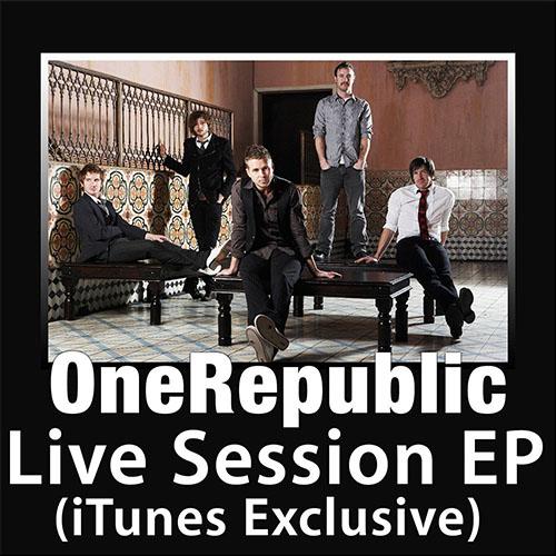 2008 – Live Session (iTunes Exclusive) (E.P.)