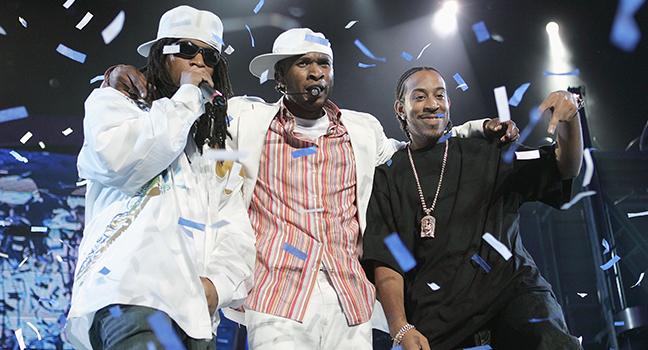 Νέα Συνεργασία   Usher Feat. Lil Jon & Ludacris – SexBeat