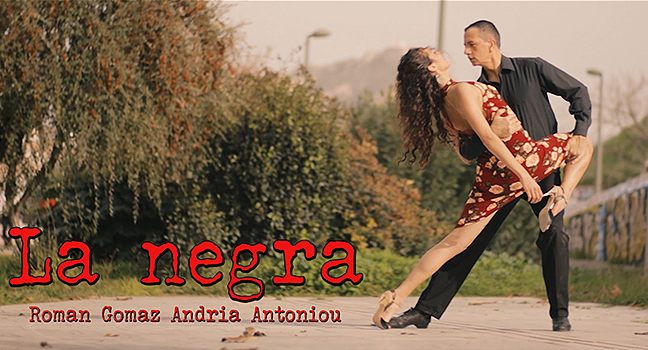 Νέο Music Video | Andria Antoniou & Roman Gomez – La Negra
