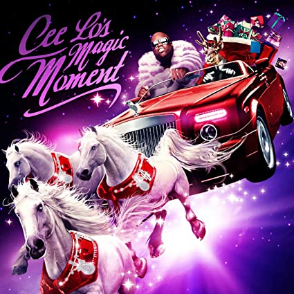 2012 – Cee Lo's Magic Moment