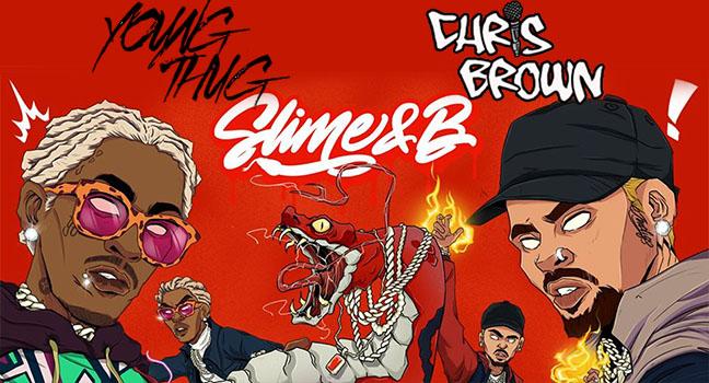 Νέο Mixtape | Chris Brown & Young Thug – Slime & B