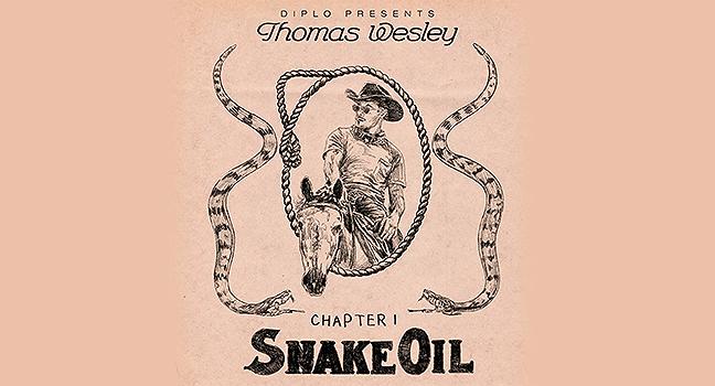 Νέο Album | Diplo Presents Thomas Wesley Chapter 1: Snake Oil