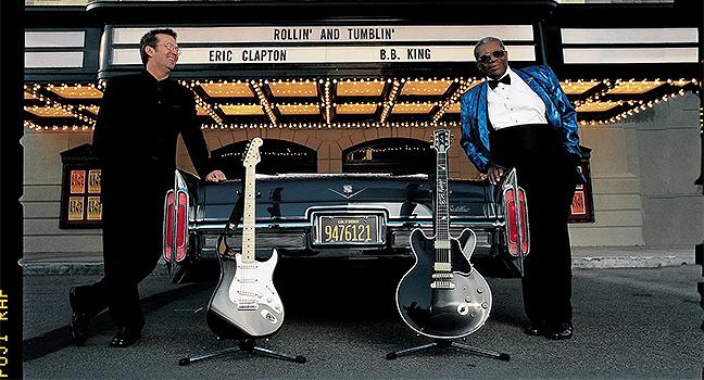 Ακυκλοφόρητο Τραγούδι | Eric Clapton & B.B. King – Rollin' And Tumblin'