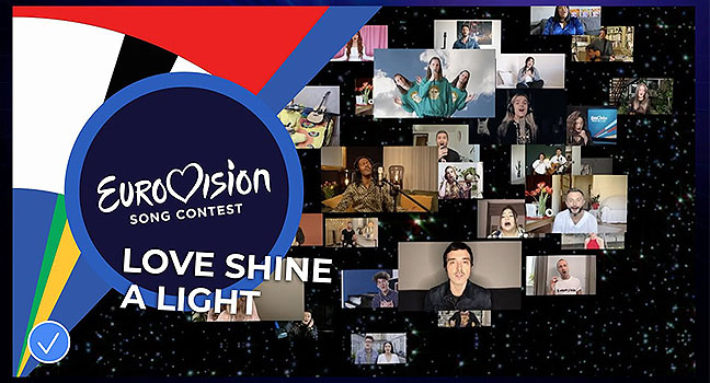 Νέο Cover & Music Video | Eurovision 2020 Artists – Love Shine A Light