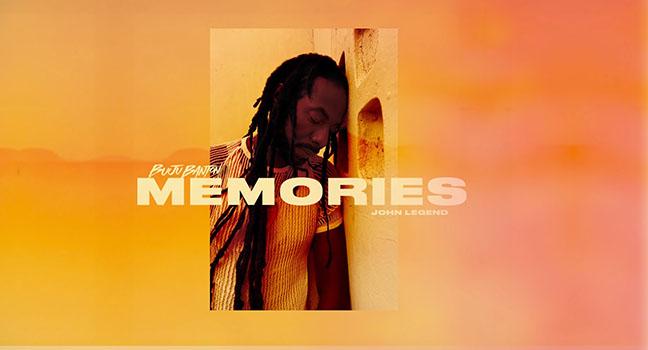 Νέα Συνεργασία | Buju Banton & John Legend – Memories