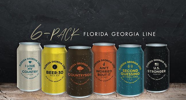 Νέο E.P. | Florida Georgia Line – 6-Pack