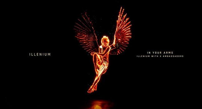 Νέα Συνεργασία | ILLENIUM Feat. X Ambassadors – In Your Arms