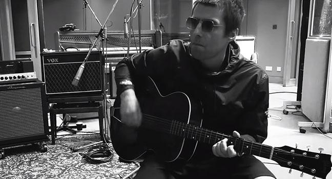 Ακυκλοφόρητο Τραγούδι & Music Video   Liam Gallagher – Eh La