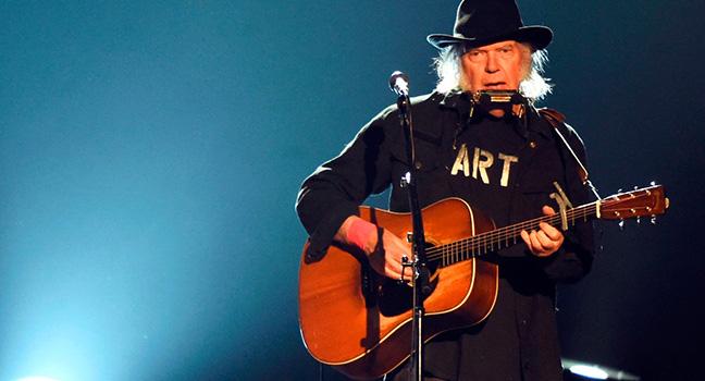 Νέο Τραγούδι   Neil Young – Try