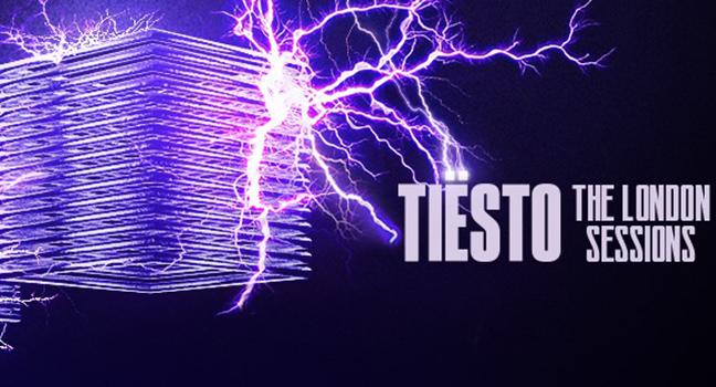 Νέο Album | Tiësto – The London Sessions