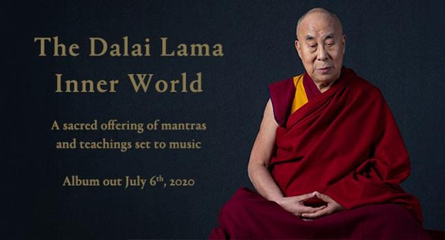 Νέο Album | Dalai Lama – Inner World