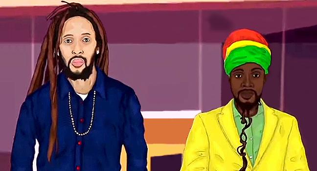 Νέα Συνεργασία | Julian Marley & Junior Reid – Mother Nature