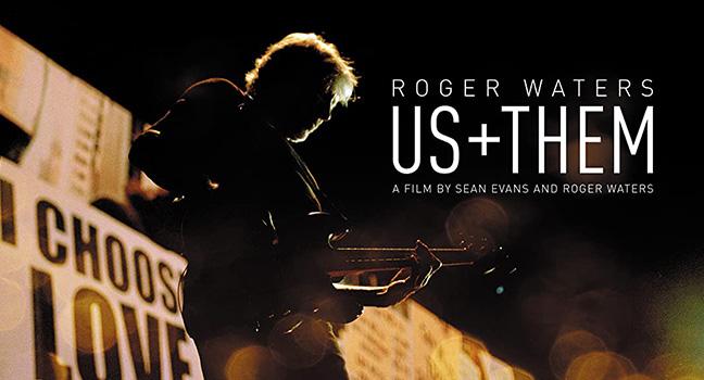 "News | Έρχεται το νέο Live Album & DVD του Roger Waters, ""US + THEM"""