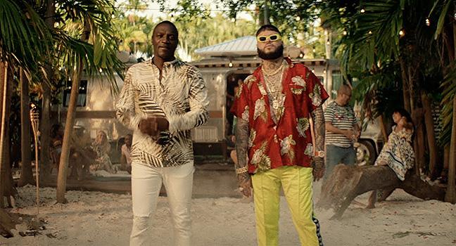 Νέο Music Video | Akon Feat. Farruko – Solo Tu