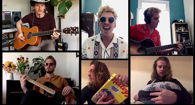 Νέο Cover & Music Video | Circa Waves – There She Goes
