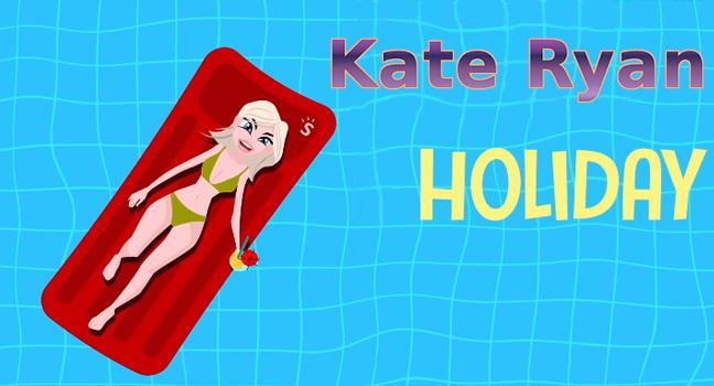 Νέο Cover | Kate Ryan – Holiday