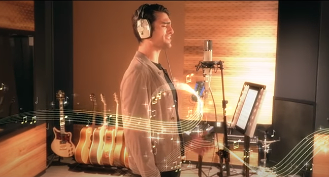 Νέο Music Video | Matteo Bocelli – Can You Feel The Love Tonight?