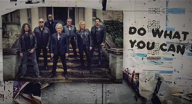Νέο Τραγούδι   Bon Jovi – Do What You Can