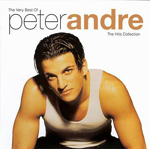 2002 – The Very Best of Peter Andre: The Hits Collection