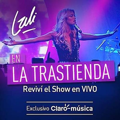 2015 – En Vivo en la Trastienda (Live)