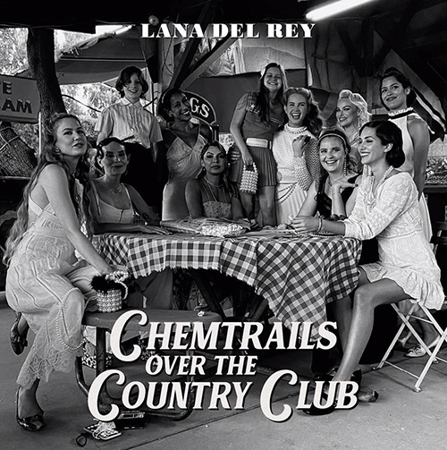 2021 – Chemtrails over the Country Club